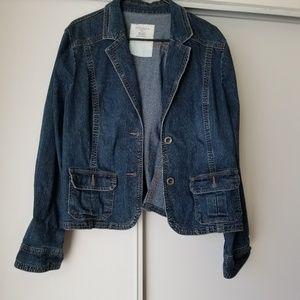 Jean jacket (blazer)